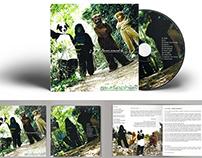 Création de logo, photos, pochette CD et livret