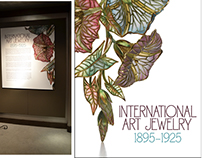 International Art Jewelry