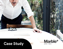 Case study | Campaign for Marble+