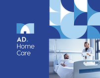 Logotipo / AD. Home Care