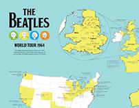 Beatles Infographic