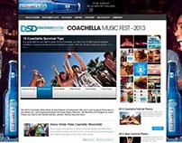 DiscoverSD.com Site Skins