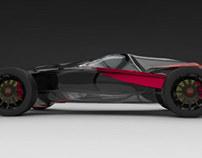 FSC Racing Car Concept Design