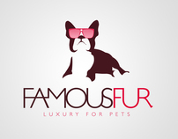 Logo Famous Fur