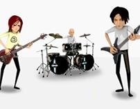 Startup animation Produzame