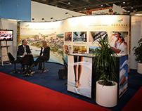 Baha Mar Trade Show Booth