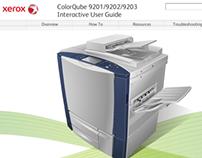 Xerox ColorCube: Interactive UserGuide (2008)