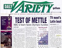 Variety Clippings (2001-2010)