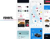Rovers - Automotive Community Mobile App