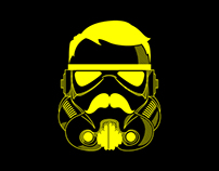 The Bearded Moustache | Star Wars Series