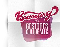 """""""Branding para Gestores Culturales"""" - Logotipo e imagen"""