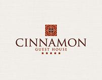 Cinnamon Guest House Branding