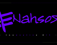 Enahsor Business Cards
