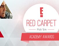E! Red Carpet Pick 'Em