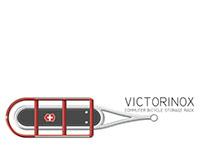 Victorinox Bike Rack