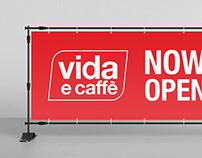 Vida e Caffé - Advertising