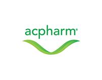 ACPHARM re-brand