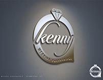 KENNY Q - WEDDING PHOTOGRAPHY - BRAND DESIGN