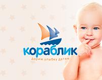 Korablic / Adaptive promo site