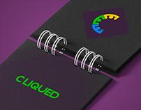 Cliqued- Logo Design and Branding