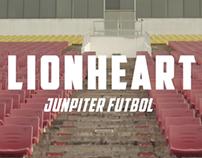 LIONHEART: Junpiter Futbol