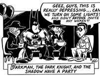 Comics Scene Cartoons