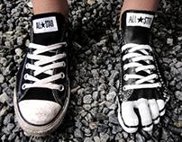 Footwear - Art