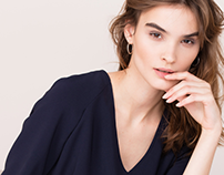 Patrizia Aryton E-commerce — web, identity