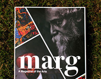 Marg - Magazine Cover Design