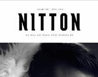 NITTON VOL.01 - APRIL ISSUE