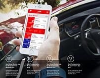 RTA DUBAI / iOS & Android Mobile App