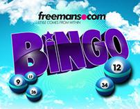 freemans bingo