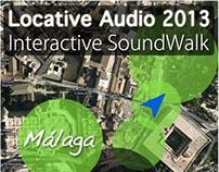 Locative Audio 2013: a soundwalk experience