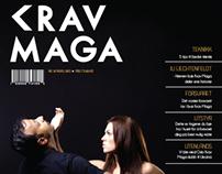 KRAV MAGA MAGAZINE COVER