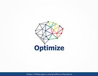 Logo Designs - Optimize