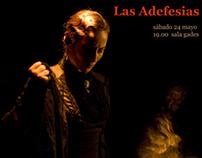 Las Adefesias, music for Flamenco Ballet