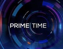 Prime Time :: TV Title & Brand Design