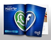 Propuestas Tigo día del Cariño Guatemala