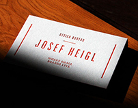 Josef Heigl – Design Bureau