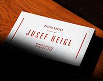 Josef Heigl – Design Bureau