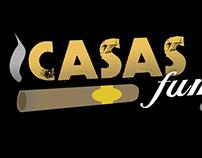 Logo: Casas Fumando Cigar Reviews