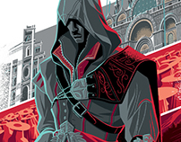Assassin's Creed: Reflections Cover