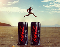 Coke Zero Shoot