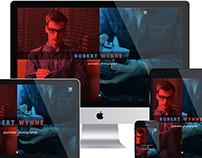 Rubino - free HTML5 portfolio template