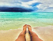 i wish i was an island girl