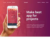 Free Psd Templates App