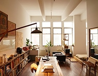 Brooklyn Loft - Living Memories