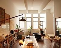 Brooklyn Loft - Living Memories