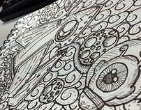 Doodle Trip Space - Wilmai