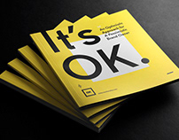 It's OK | Branding Booklet